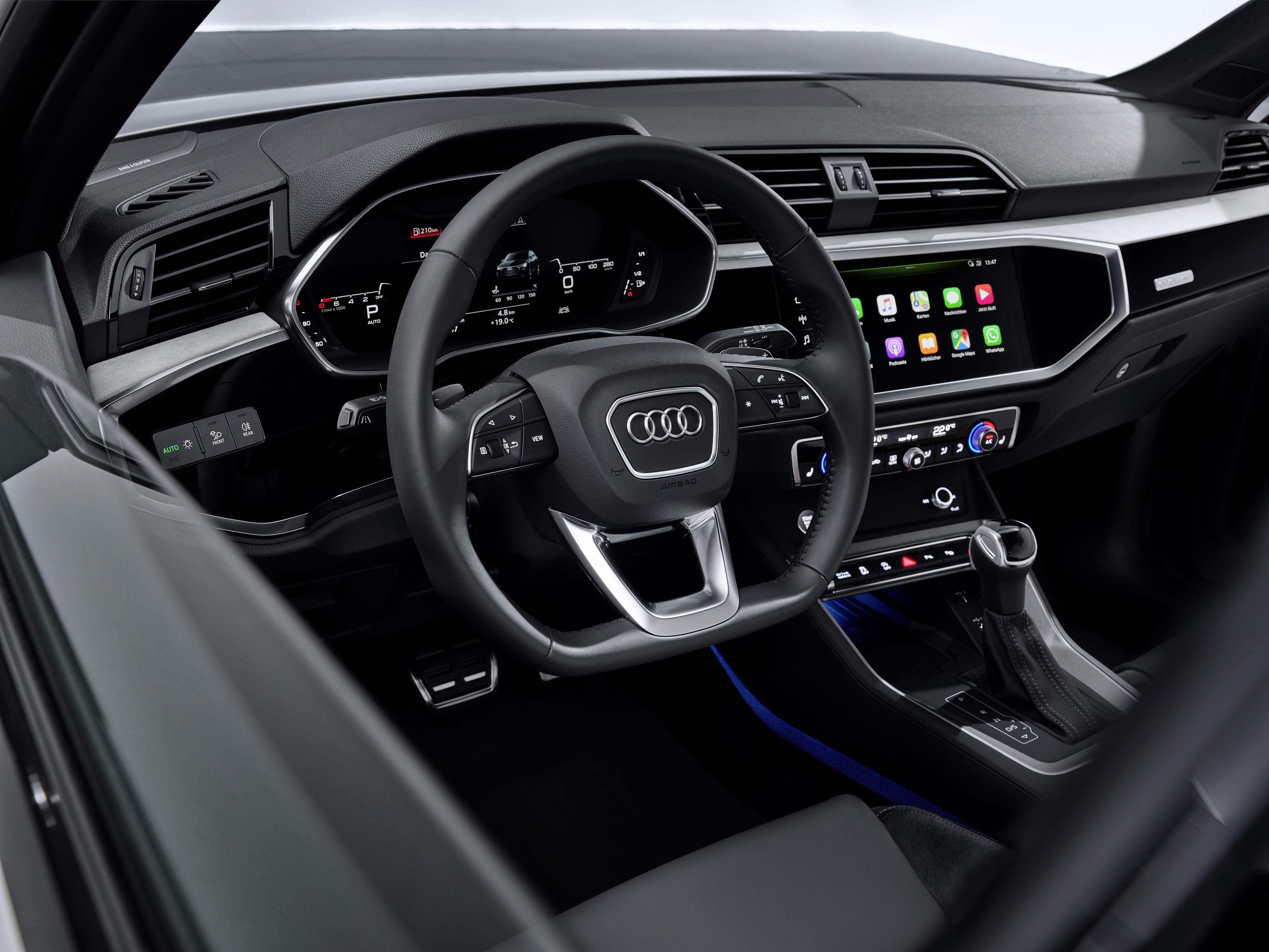 Audi Q3 Motoren 2020