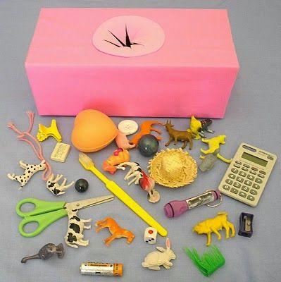 Pedagogia Brasil: Como fazer uma caixa tátil de papelão