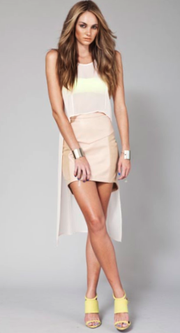 WALK AWAY TOP NUDE $82- CALL SPLASH TO ORDER 314-721-6442