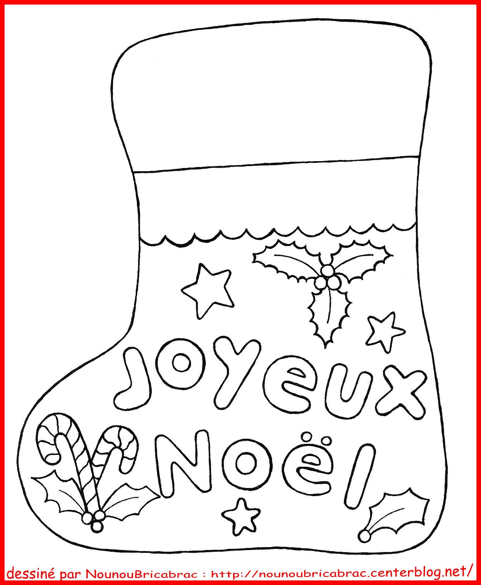 coloriage joyeux noel recherche google noyeux jo l. Black Bedroom Furniture Sets. Home Design Ideas