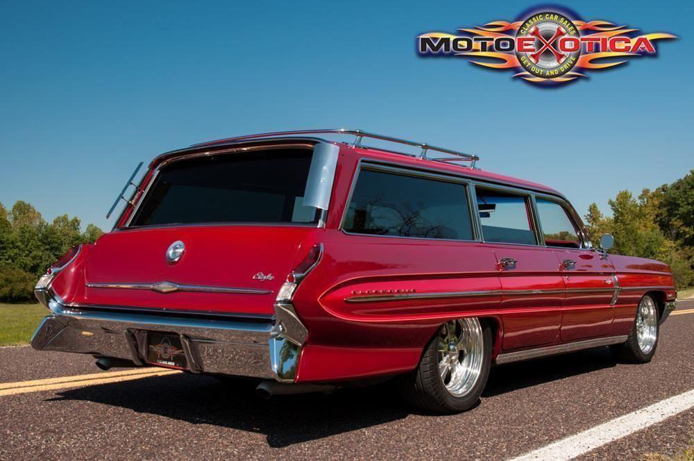 1962 oldsmobile super 88 u201cstarfire u201d custom station wagon driver rh pinterest com