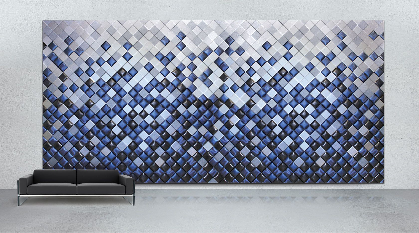Nappatile is faux leather wall tiles wall tectures pinterest