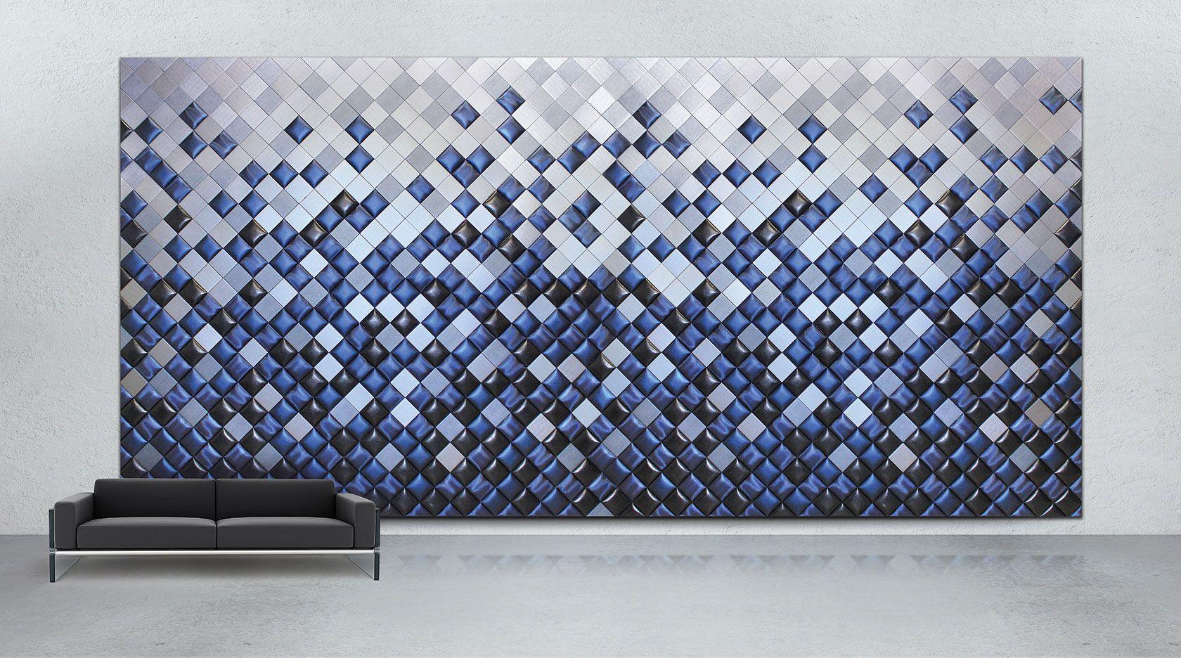 NappaTile is Faux leather Wall Tiles. | Casita en el pueblo ...