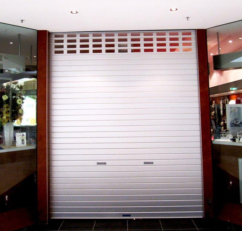 Series 2 Aluminium Roller Shutter Mirage Doors Garage Door Design Roller Shutters Side Hinged Garage Doors