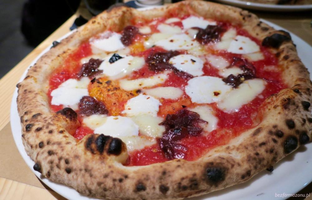 Napoletana Jak Z Wloskiej Bajki N Pizza Krakow Ul Rajska Bezfarmazonu Food Vegetable Pizza Desserts