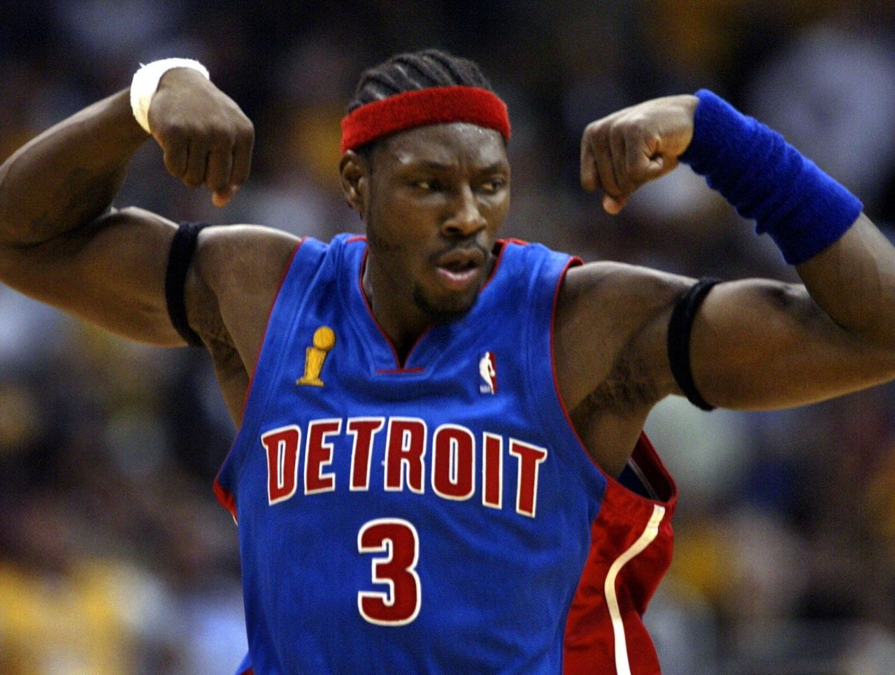 Smallthoughts  Old School Tuesday …Ben Wallace  5c6abea36