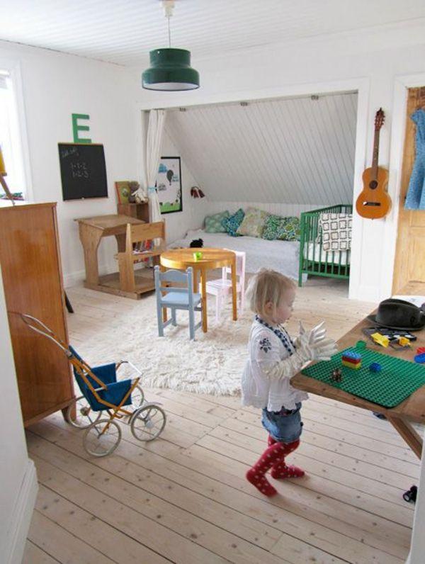 New Kinderzimmer Dachschr ge