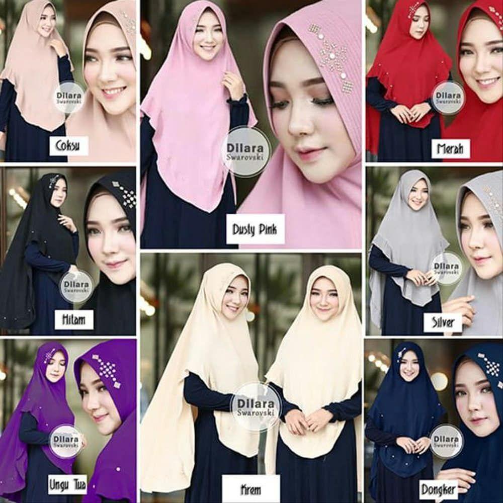 Baju Warna Coklat Milo Cocok Dengan Jilbab Warna Apa