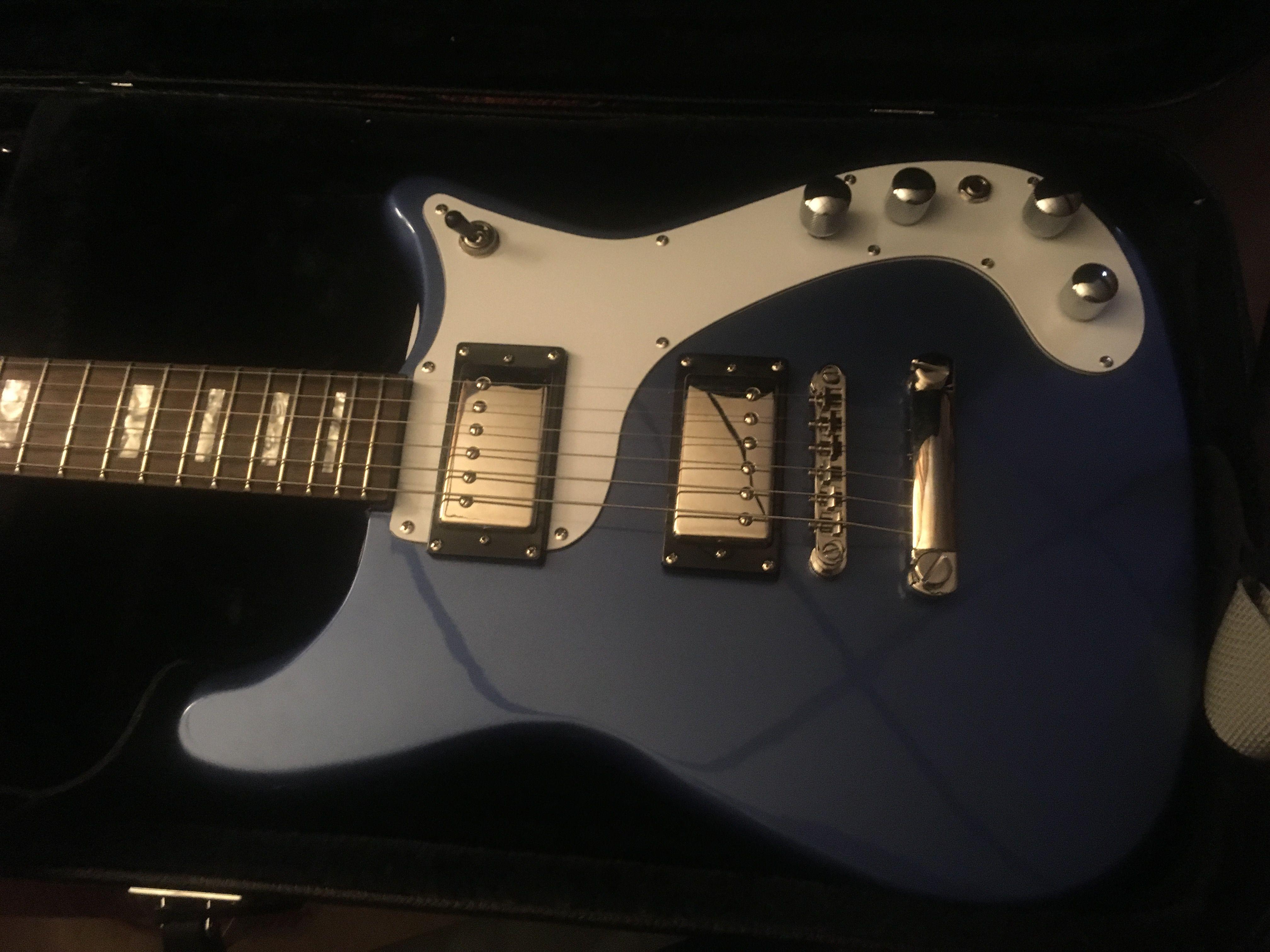 Epiphone Wilshire Pelham Blue | instrumentos in 2019