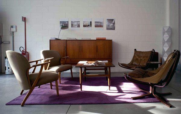 Interiors by Be Modern 20th century design Mid century modern
