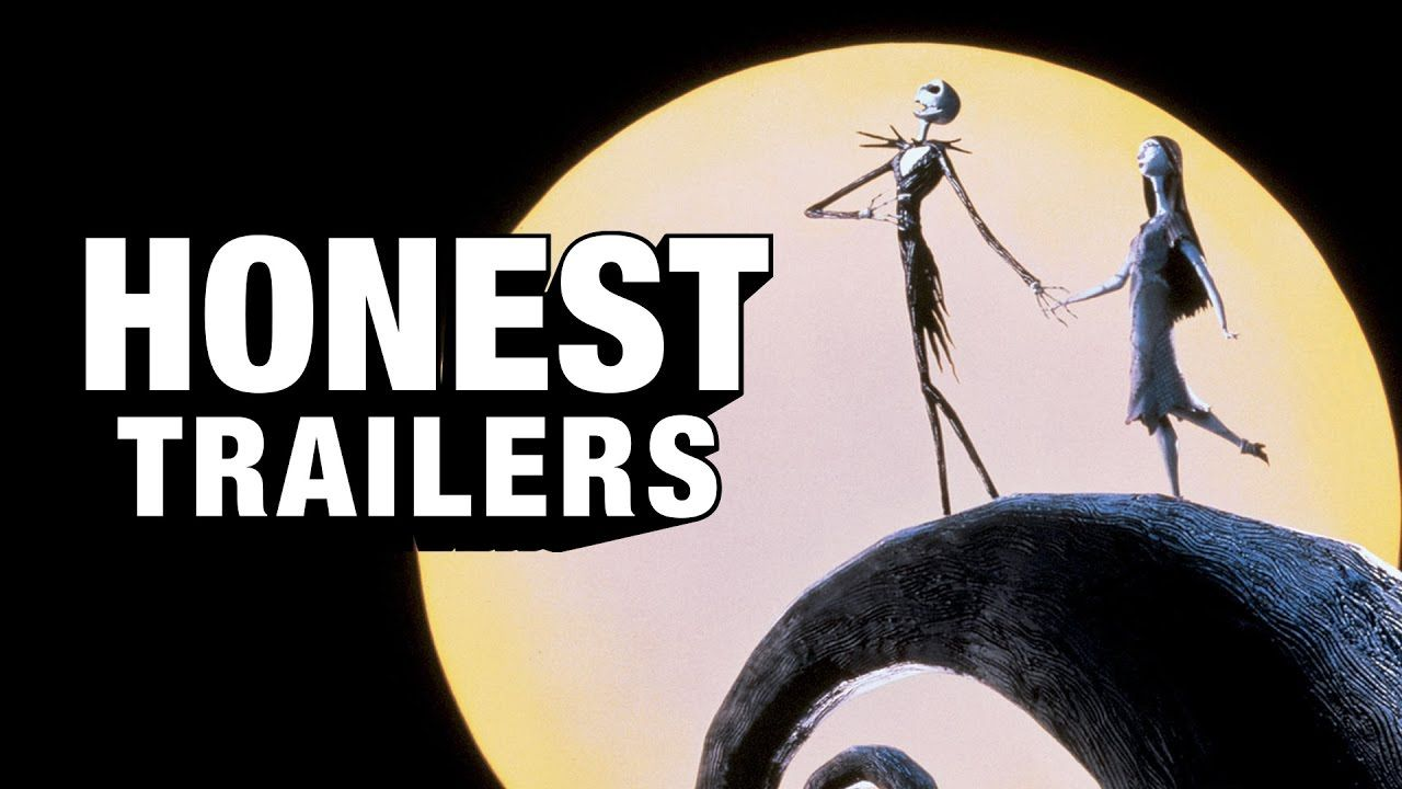 Honest Trailers - The Nightmare Before Christmas | Geek-tastic ...