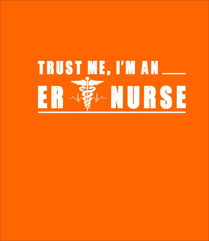 ER NURSE Precision Guess Work Tshirt by AnACustomPrints