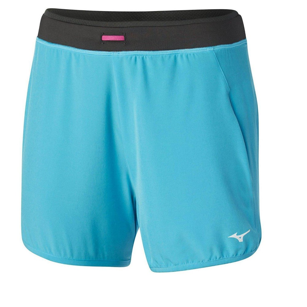 mizuno women's 4 vortex volleyball shorts queen