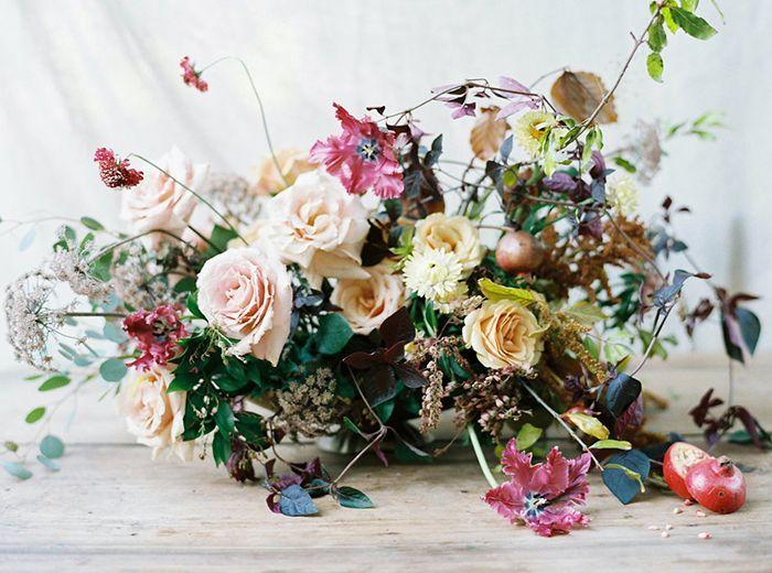 Thanksgiving Floral Recipe | Wedding Ideas