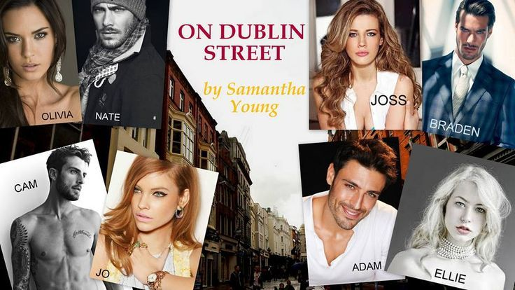 On Dublin Street By Samantha Young Personajes De Libros Libros Y Cafe Libros Recomendados