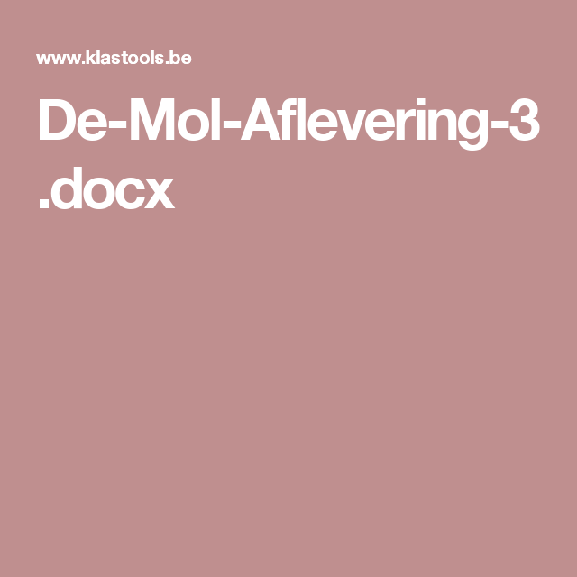 De-Mol-Aflevering-3.docx