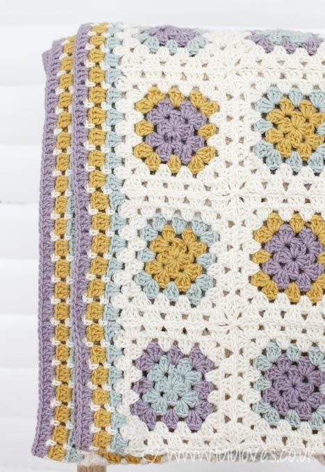 lulus-blanket5 | Crochet | Pinterest