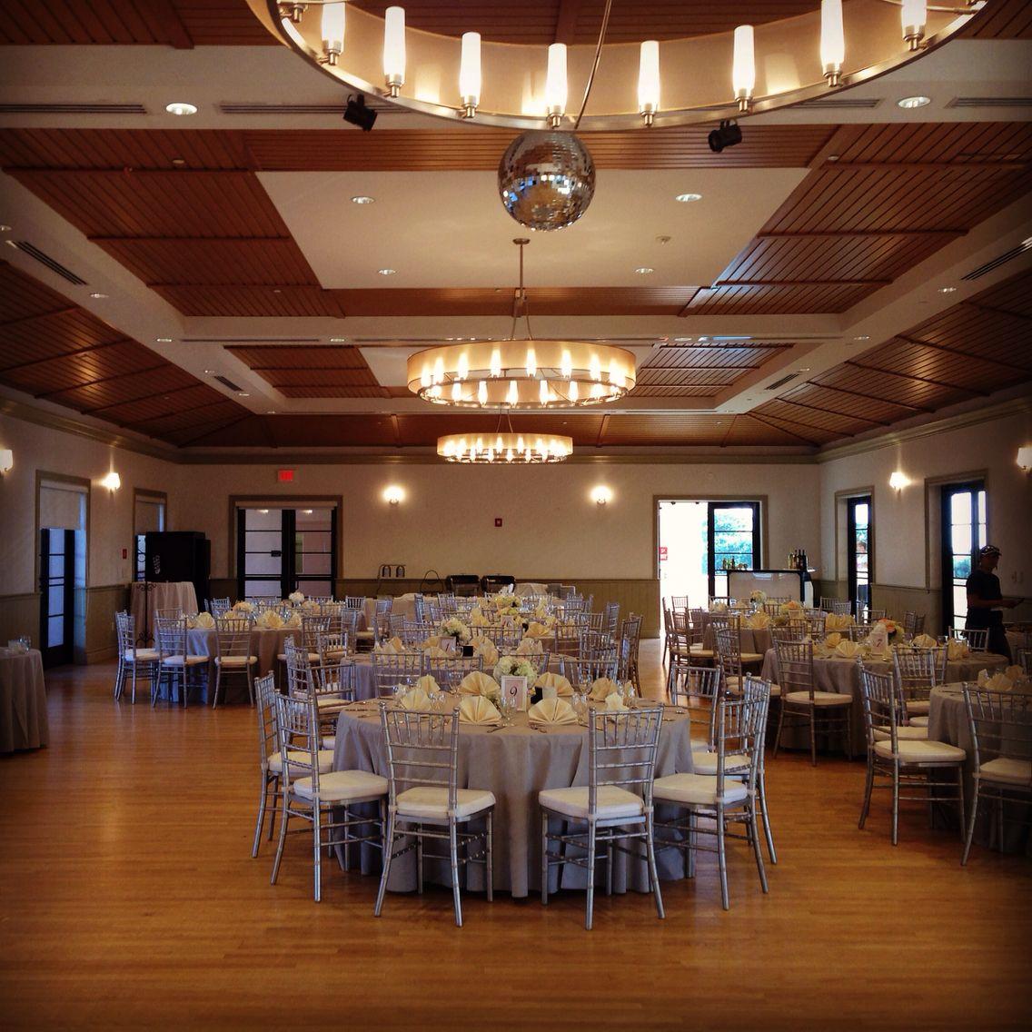 Ready To Celebrate Mr Mrs Ert At Lake Worth Ballroom Wedding Floridawedding