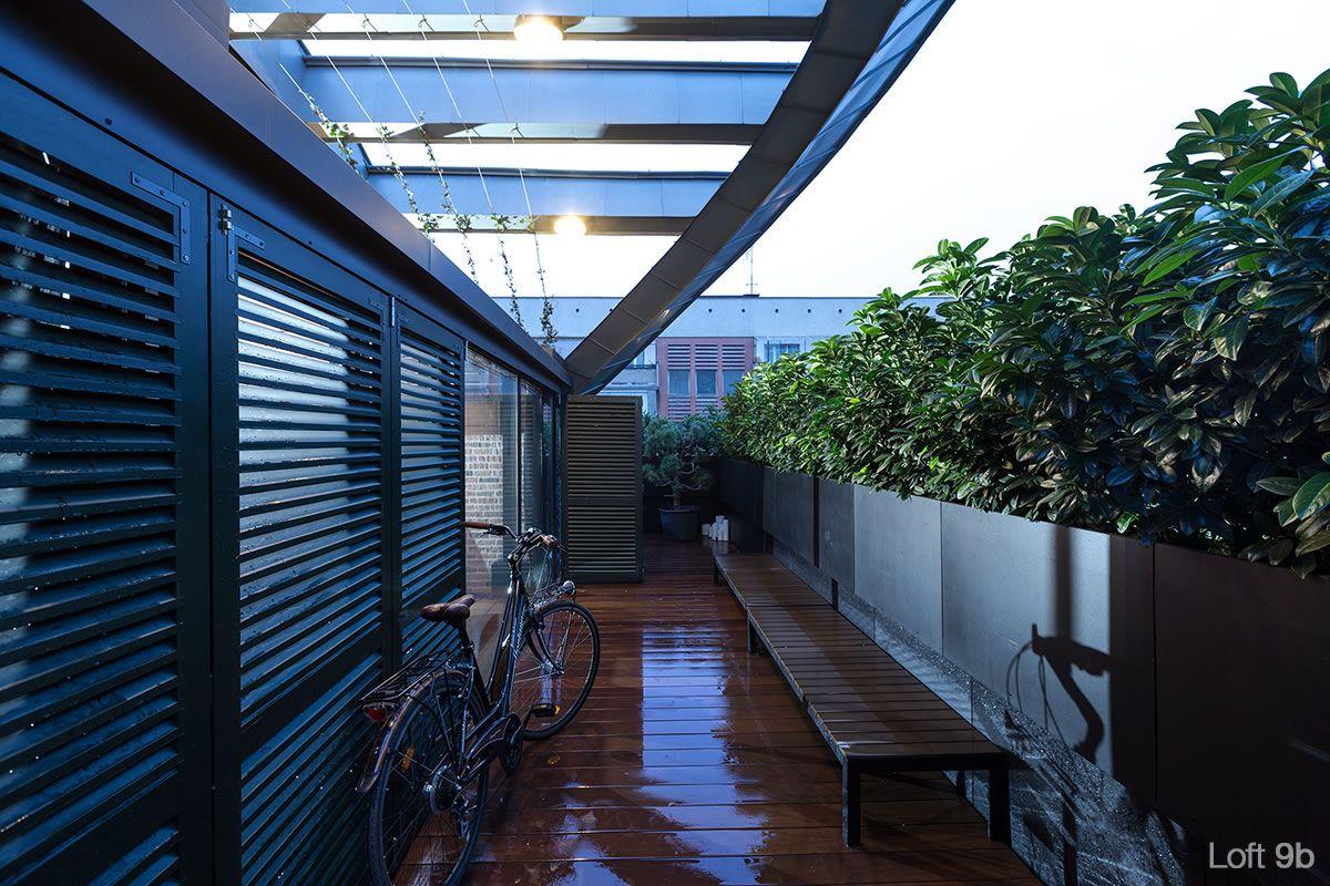 Increíble loft estilo vintage industrial   Industrial loft, Haus ...