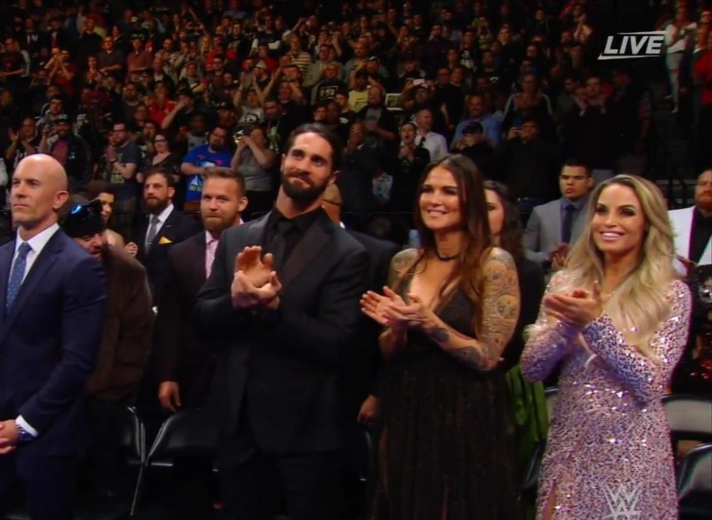 The gorgeous wwe former Womens champions and hall of fame