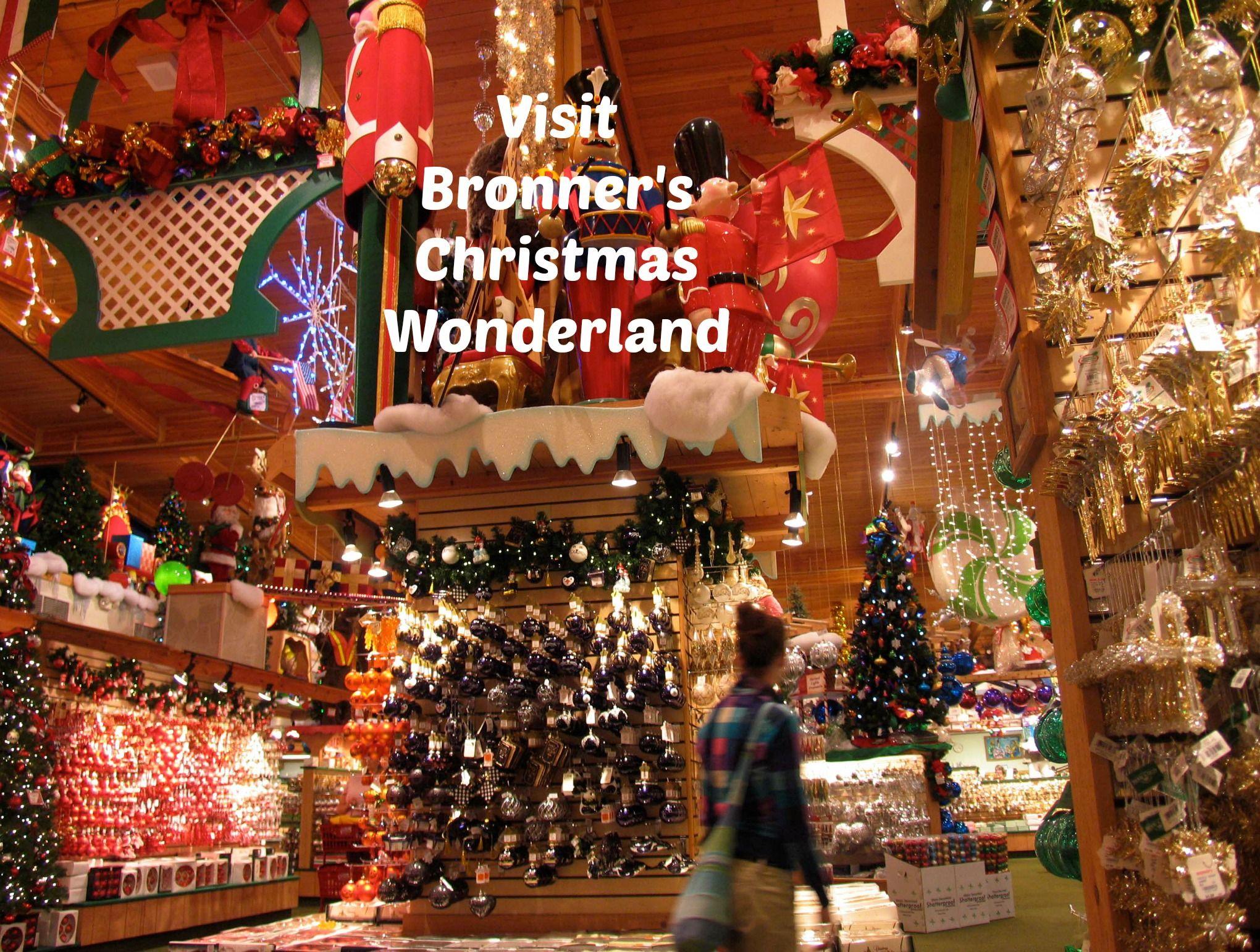 visit bronners christmas wonderland frankenmuth michigan jpg 2040x1542 bronners christmas store