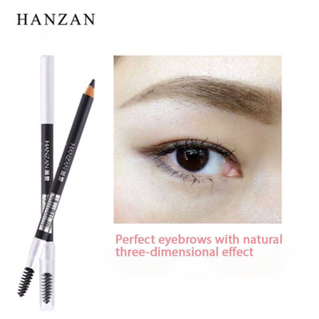 Hanzan Waterproof Eye Brow Eyeliner Eyebrow Pen Pencil Makeup