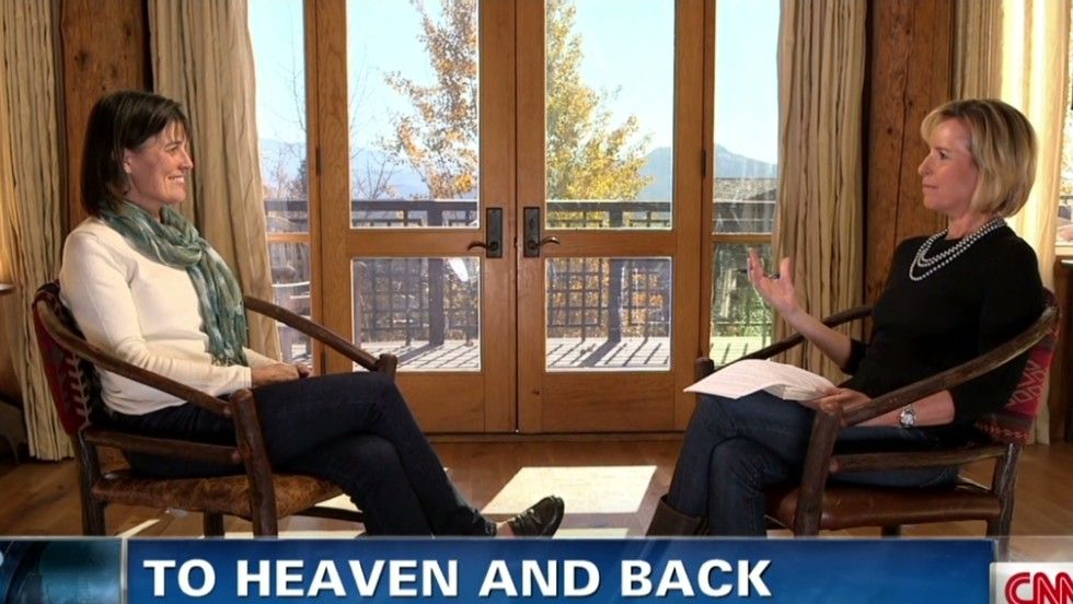 Doctor describes going to heaven and back