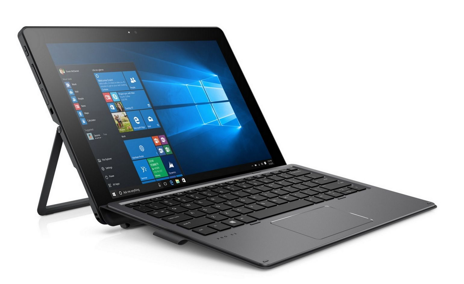 HP launches a new Pro X2 612 G2 tablet running Windows 10 that you can open and upgrade. Here are the tech specs and the important details.