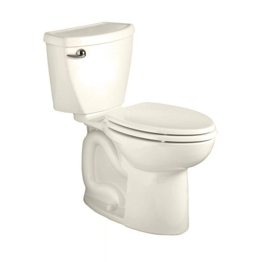 American Standard Cadet 3 Linen Watersense Elongated Standard Height 2 Piece Toilet 12 In Rough In Size 270ca101 222 In 2020 Toilet American Standard Toilet Design