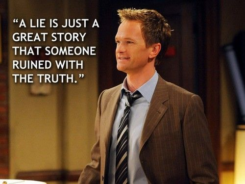 #quotes #himym #barney