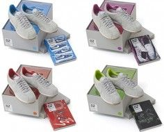 Nike Cortez iD sneakers by Jiro Bevis, Matthew Nicholson, Shantell Martin and Rose Stallard