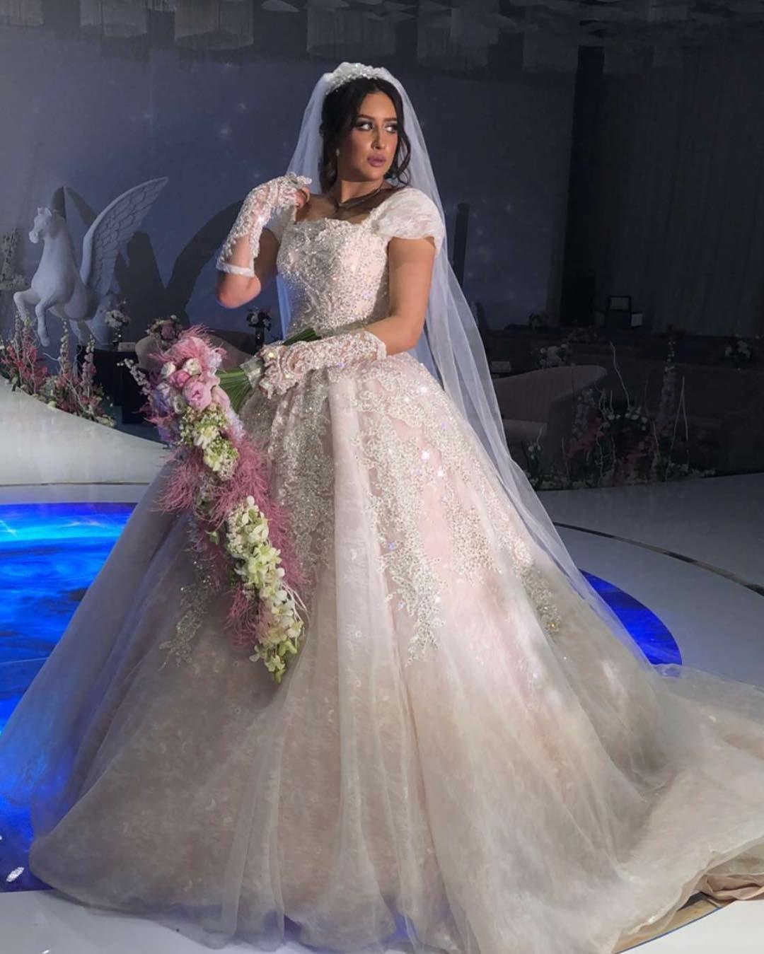 Yousef Aljasmi On Instagram Farah Alhady الجميله فرح الهادي وفستان زفاف من جسميكو Evening Dresses For Weddings Wedding Dresses Dresses