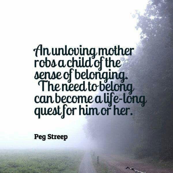 An Unloving Mother Parental Alienation Syndrome Pas
