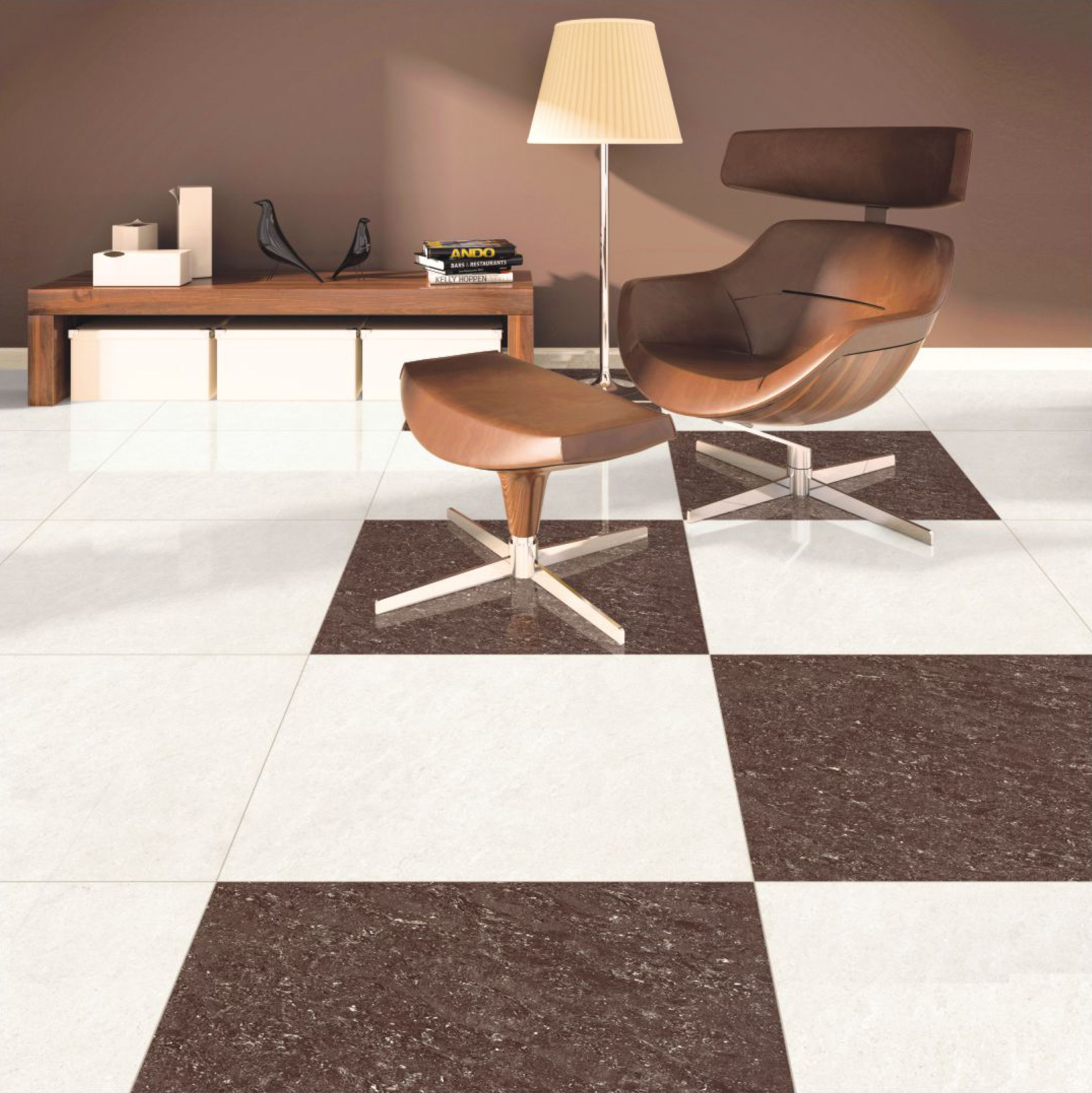 Lavish Ceramics Luxurious Double Charge Vitrified Tiles Are