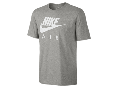 Camiseta para hombre Nike Air Heritage | Nike clothes mens ...