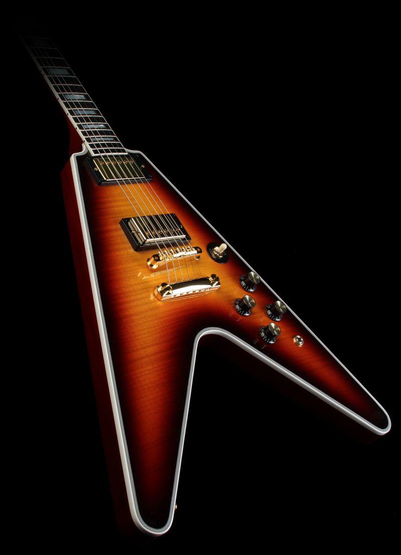 gibson flying v custom guitars custom electric guitars music guitar used guitars. Black Bedroom Furniture Sets. Home Design Ideas