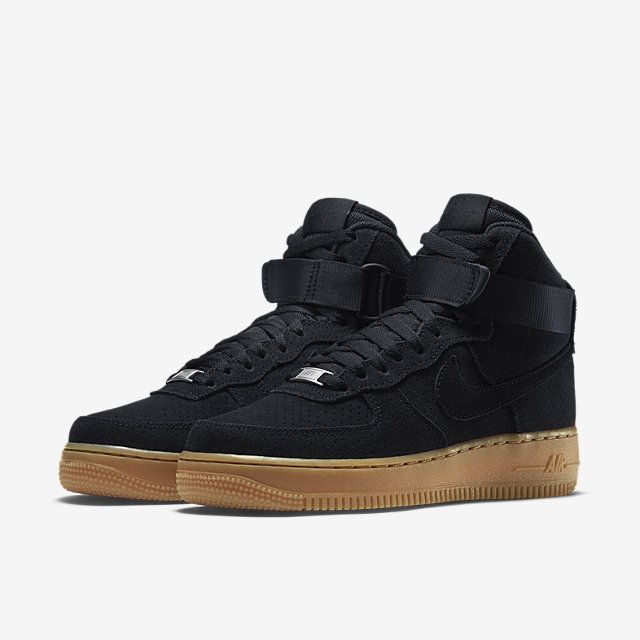 timeless design 2ba70 95e8b Nike Air Force 1 High Suede Women s Shoe. Nike.com