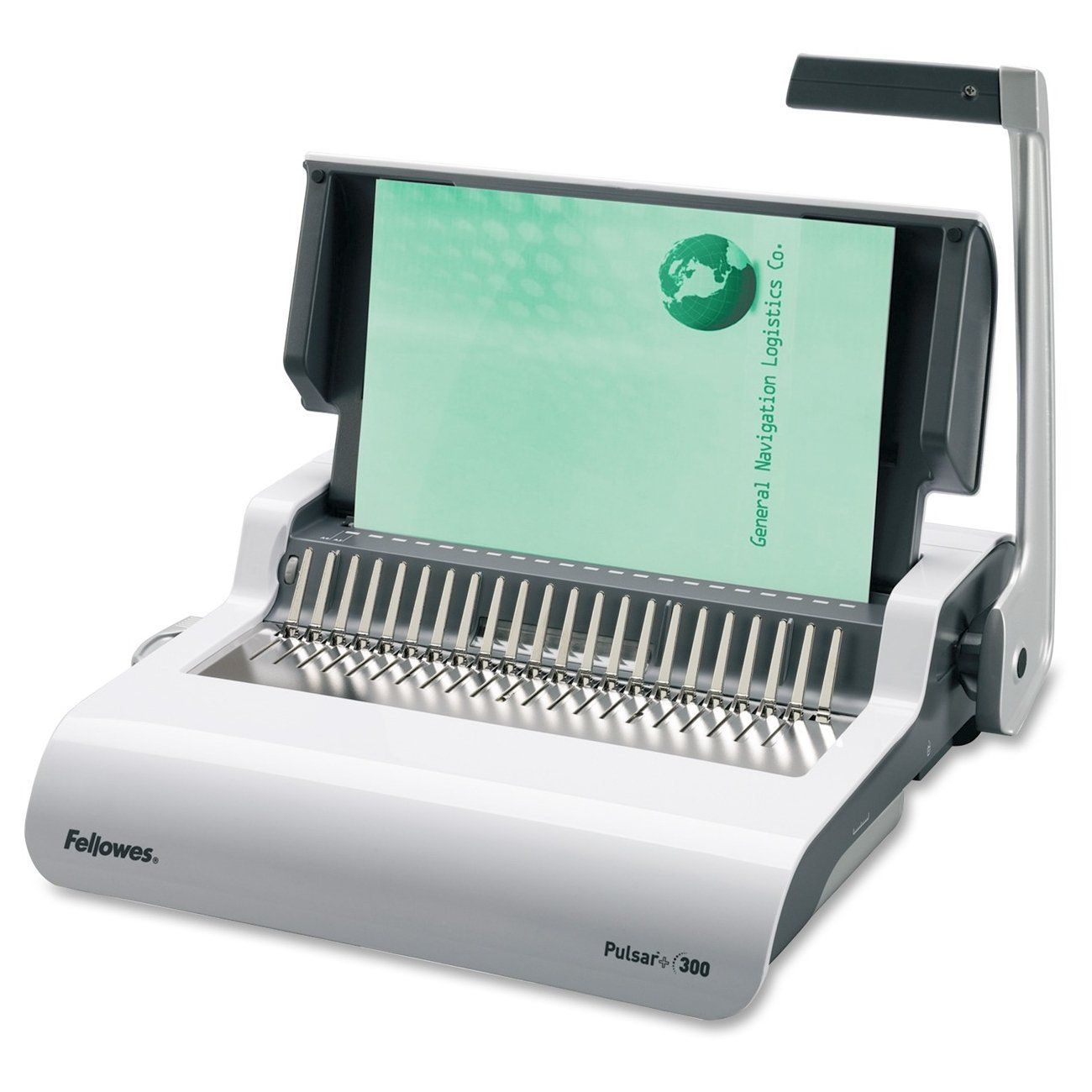 Fellowes Pulsar+ Comb Binding Machine with