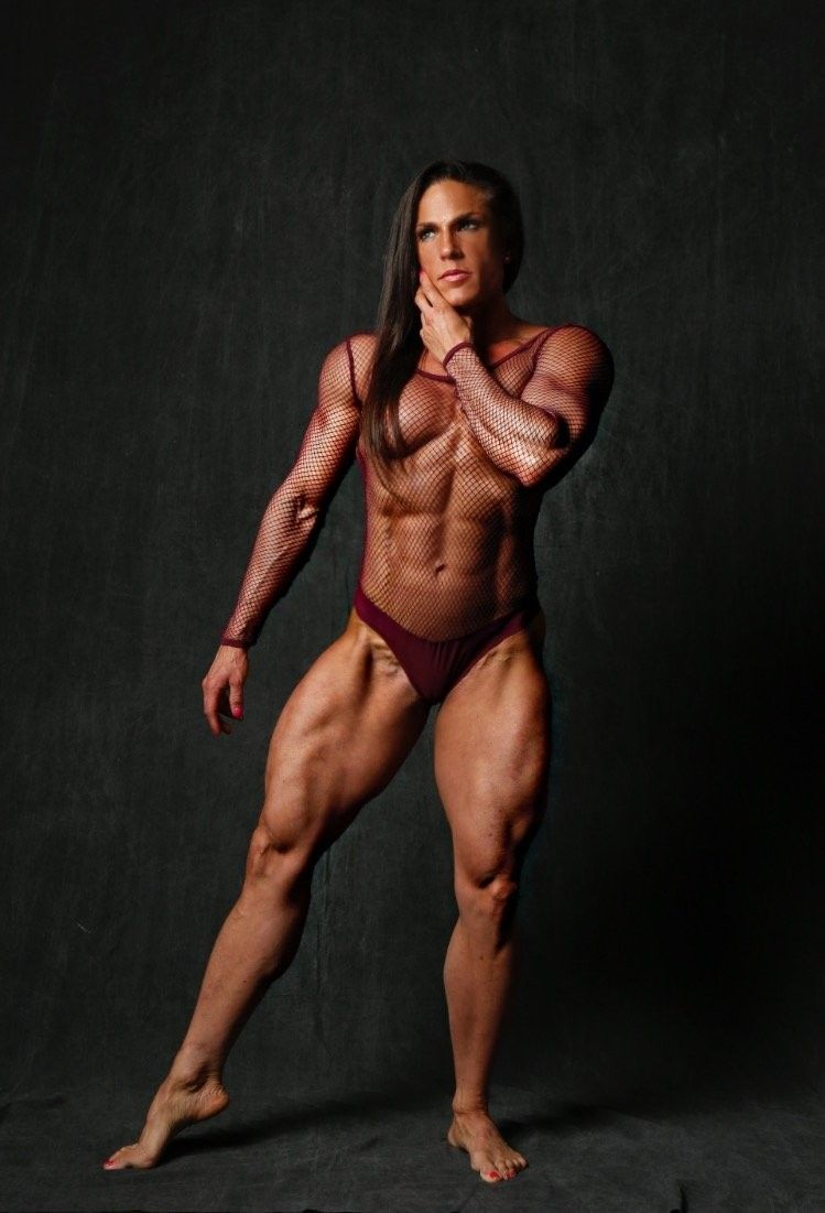 Cardid Sola Fitness Models Female Fitness Inspiration Body Muscle Women