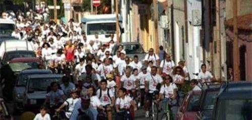 Olbia: La pedalata dei 1500...Fra sport e solidarietà
