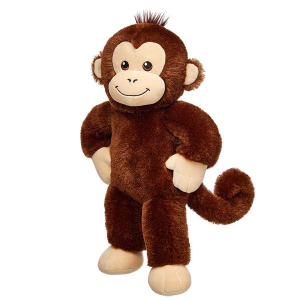 Bananas Monkey Build A Bear