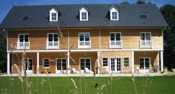 Chambre d'hotes entre Honfleur et Deauville, Bambou Lodge, Location de maison, Gîte Honfleur, Gite Deauville