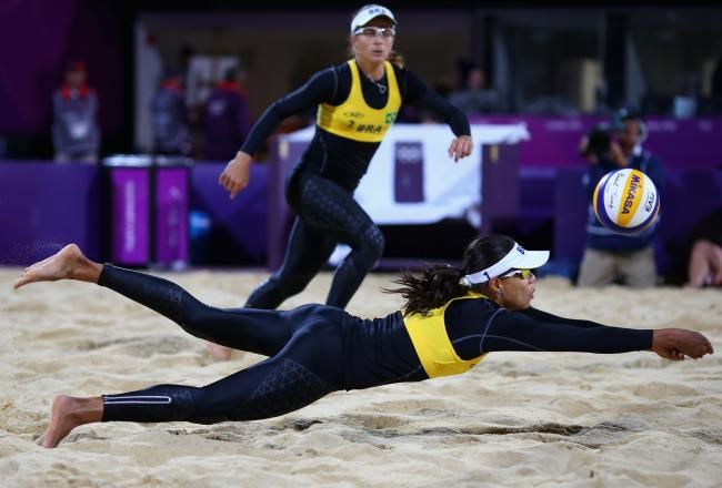 Olympic Beach Volleyball 2012 Women S Semifinal Previews Beach Volleyball Summer Olympics Sports Olympic Sports