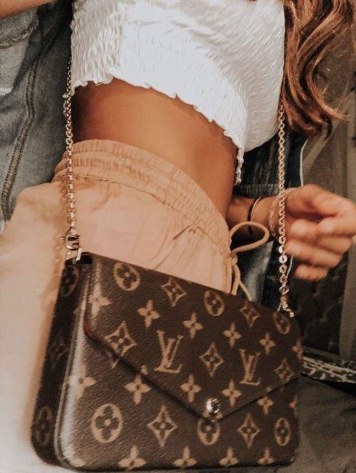 Louis Vuitton Pochette Felicie - Best LV crossbody bags