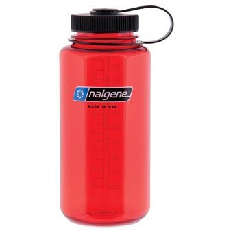 Lollipop Red Nalgene 32 oz. Wide Mouth Bottle – Barre Army/Navy Store Online Store