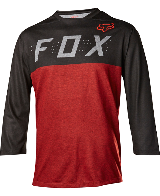 87ca30198d INDICATOR 3/4 JERSEY Cycling Outfit, Cycling Clothing, Trail Riding, Fox  Racing