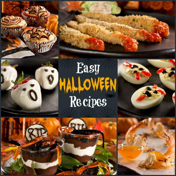 Easy Dinner Party Ideas For 12 Part - 46: 12 Easy Halloween Recipes: Diabetic Halloween Treats The Whole Family Will  Love