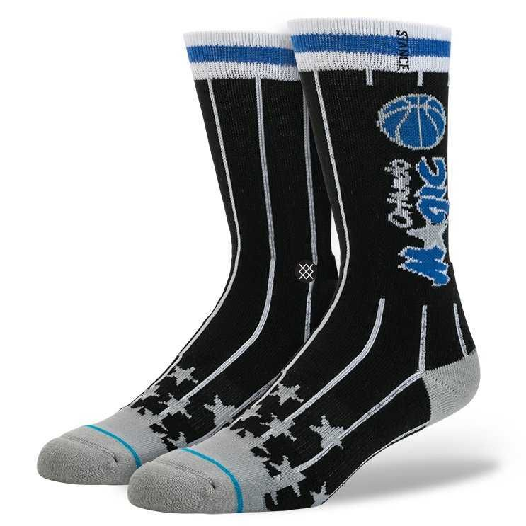 #FashionVault #stance #Men #Accessories - Check this : Stance Orlando Magic BLK L nba hardwood Socks for $ USD