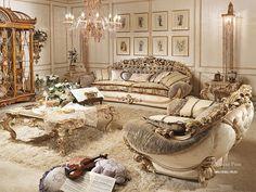 Гостиная (гарнитур для гостиной), Riva Mobili d'Arte