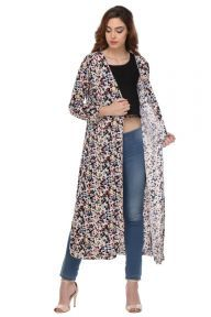 78bbe7a3670 Cool Multi color Cotton  Wholesale  Stylish  Shrug  Long  Shrugs  Printed   Flowers
